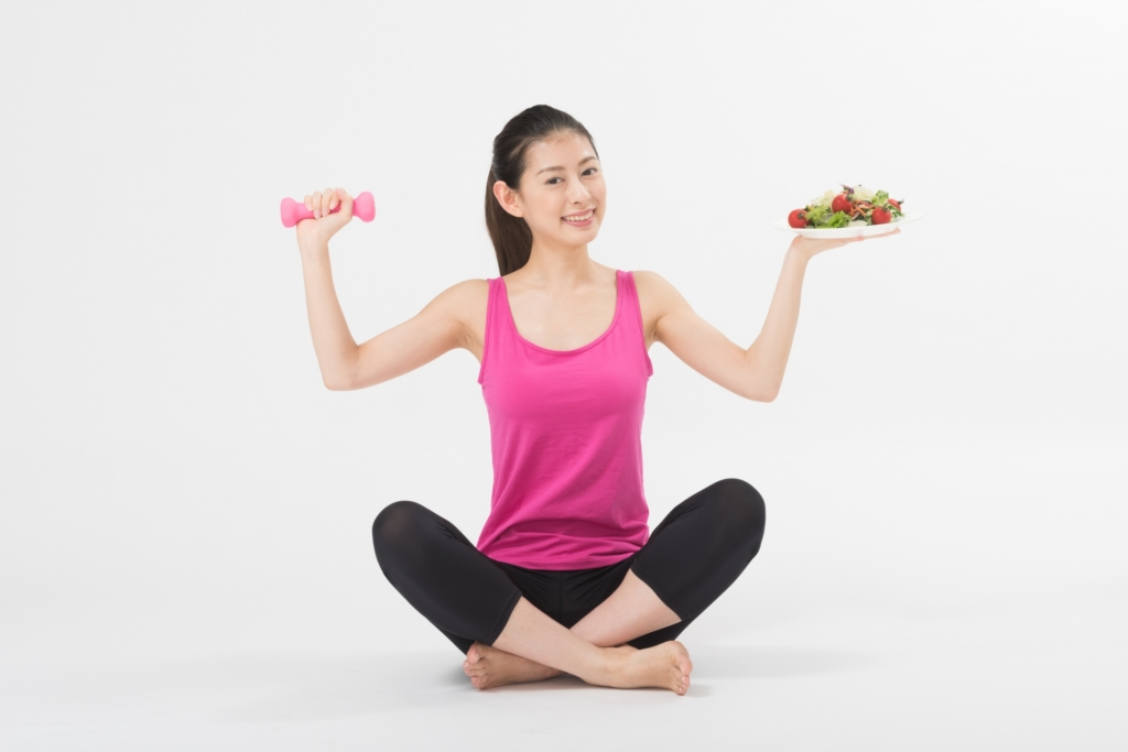 食事と筋トレ