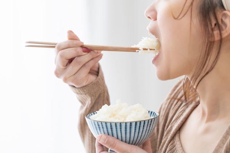 お米は太る?