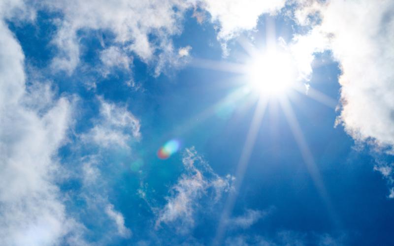 春の紫外線と健康